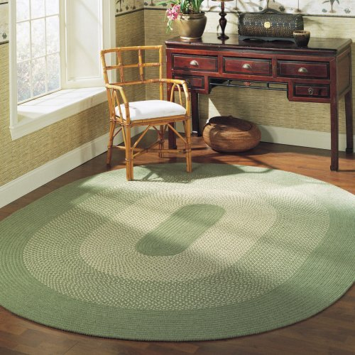 Colonial Mills Jackson Braided Rug - Palm