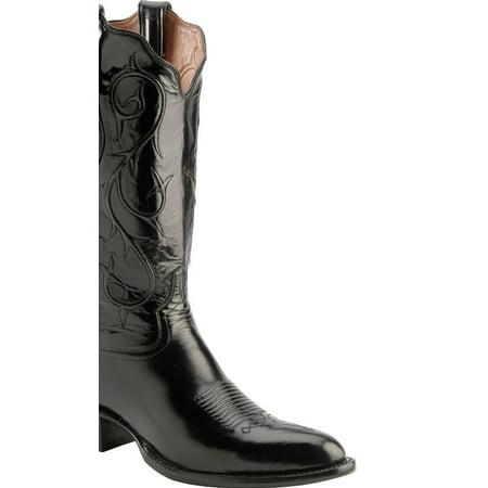 1300b495f26 tony lama men's signature series brushed goat cowboy boot round toe - 1009