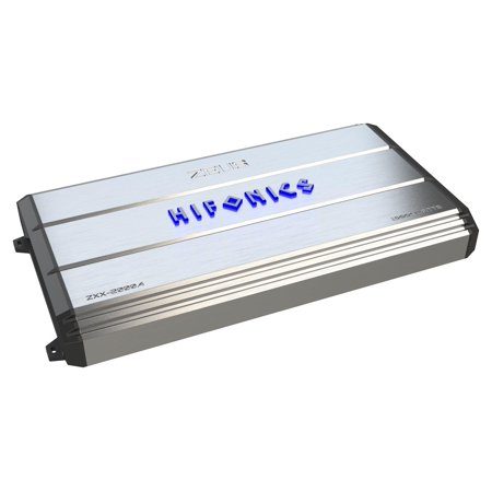 Hifonics ZXX-2000.4 2000 Watt 4 Channel Class A/B Bridgeable Car Amp