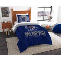 "NCAA Memphis Tigers ""Modern Take"" Bedding Comforter Set"