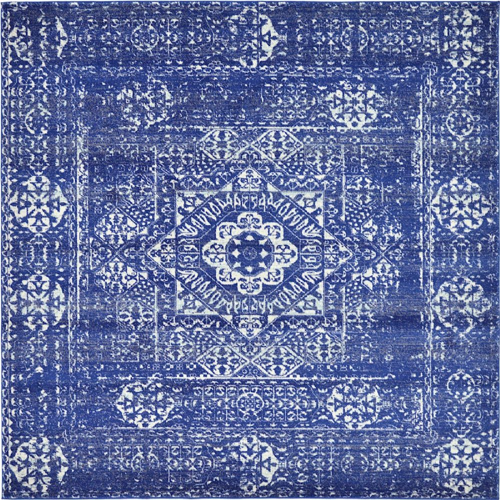 Traditional Kasha Collection Area Rug in Multiple Color and Rectangle, Runner, Square Shape