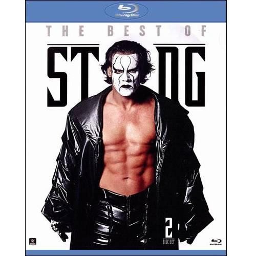 WWE: Sting - The Ultimate Collection (Blu-ray)