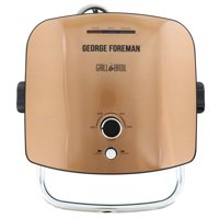 George Foreman 6 In 1 Electric Grill Contact GRBV5130CUX