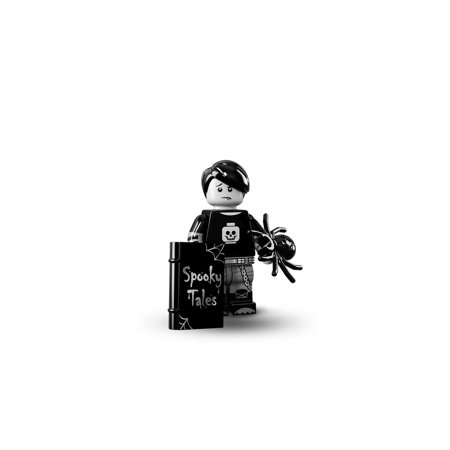 LEGO Series 16 Collectible Minifigures - Spooky Boy Halloween (71013) - Lego Halloween Vampires