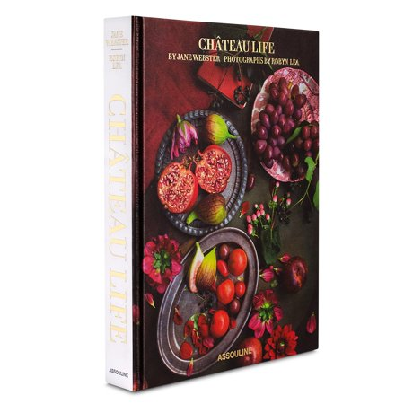 French Chateau House (Chateau Life : Cuisine and Style in the French)