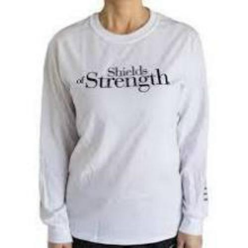 Shields Of Strength Sportek White Long Sleeve Shirt Phil 4 13 Walmart Com Walmart Com Poshmark makes shopping fun, affordable & easy! walmart