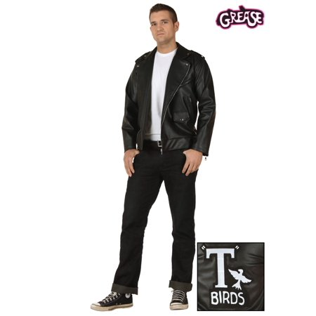 Adult Grease Authentic T-Birds Jacket Danny T-bird Adult Grease