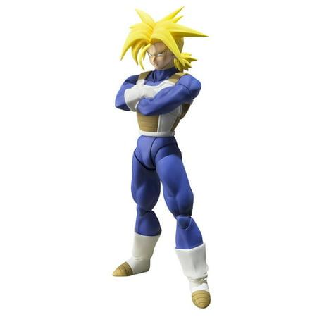 Dragon Ball S.H. Figuarts Super Saiyan Trunks Action Figure](Super Saiyan Pan)