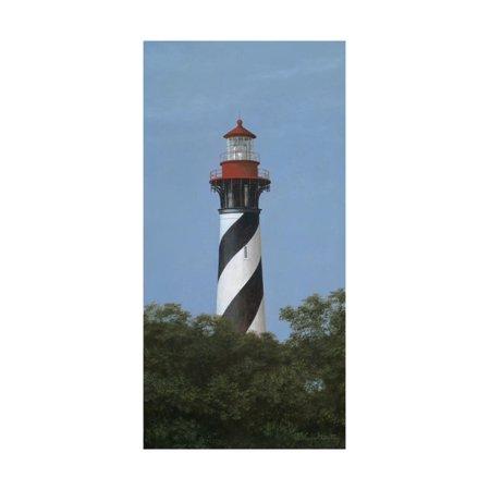 St. Augustine Light Print Wall Art By David Knowlton