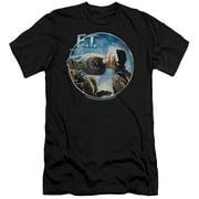 ET the Extra Terrestrial Gertie Kisses Mens Slim Fit Shirt
