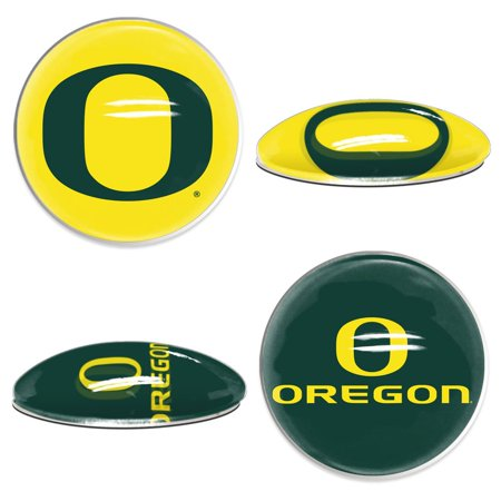Oregon Ducks Official NCAA  Sport Dotts Magnet 2 Pack by Wincraft
