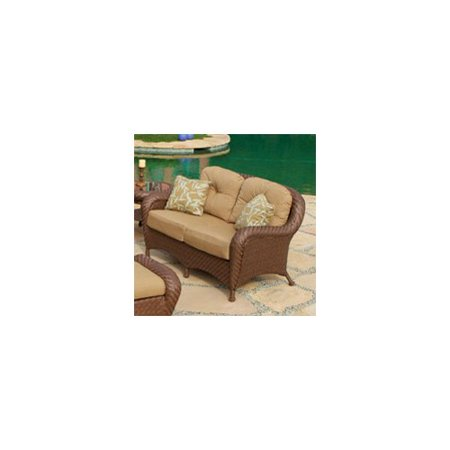Art Frame Direct Soria Loveseat with Cushions - Walmart.com