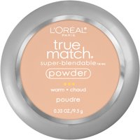 L'Oreal Paris True Match Super-Blendable Oil Free Makeup Powder