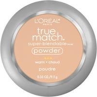 L'Oreal Paris True Match Super-Blendable Oil Free Makeup Powder