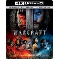 Warcraft (4K Ultra HD + Blu-ray + Digital Copy)