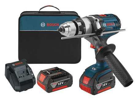 Cordless Hammer Drill, Bosch, HDH181X-01 by Bosch Tools