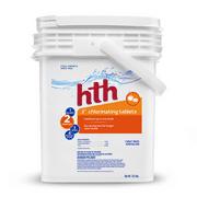"hth 3"" Chlorinating Tablets, 37.5 Lb."
