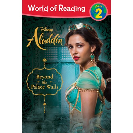 World of Reading: Aladdin Beyond the Palace Walls : Level (Best Aladdin Books About American Histories)