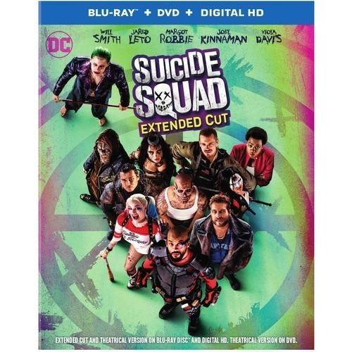 Suicide Squad (Extended Cut) WARBR575440