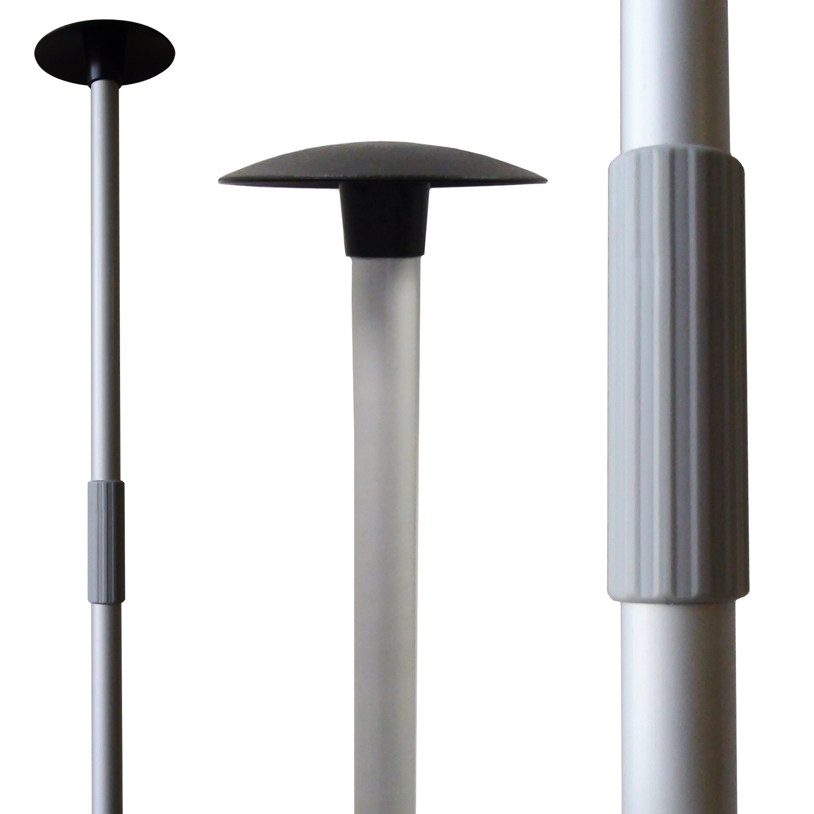 Budge Adjustable Boat Cover Support Pole, Prevents Pooling