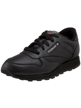 7d607f7f682 Product Image Reebok Classic Leather Big Kids  Shoes Black 50148