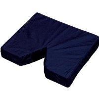 Mabis DMI Coccyx Seat Cushion 16 x 18 x 3, Navy-1 Each