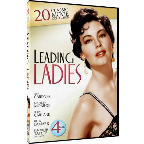 Leading Ladies: 20 Classic Movie Collection