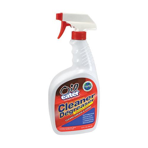 Oil Eater Cleaner/Degreaser (32 oz Spray Bottle)