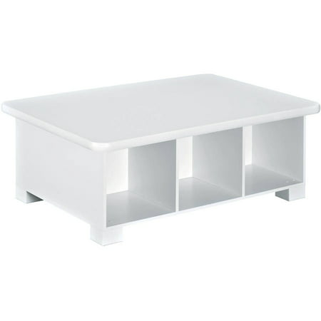 ClosetMaid Kids Play Storage Table, White
