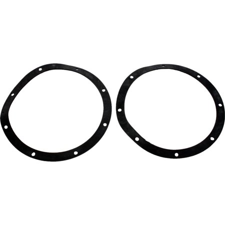 Jacuzzi Drain Kit - Gasket, Jacuzzi MD Series Main Drain, Retaining Ring, qty 2