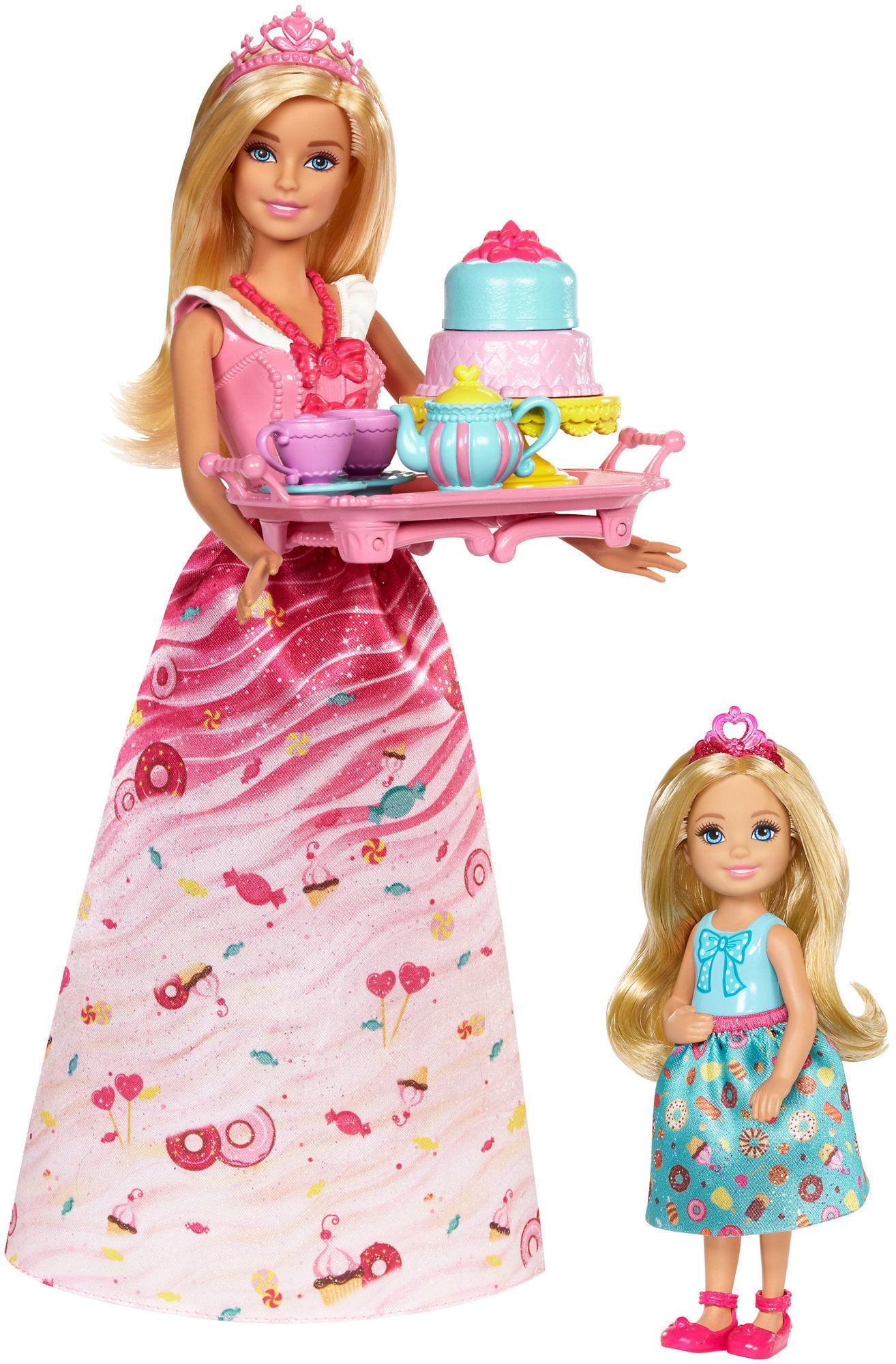 Barbie Dreamtopia Sweetville Princess Tea Party by Mattel