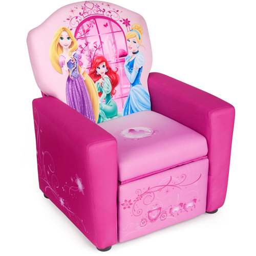 Disney Princess Recliner Chair  sc 1 st  Walmart & Disney Princess Recliner Chair - Walmart.com islam-shia.org