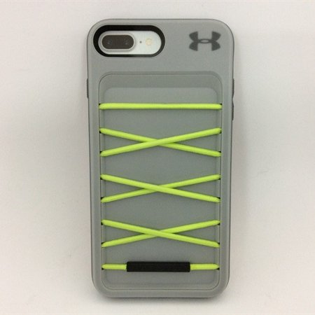 sports shoes 373b3 3fe5c Refurbished Under Armour Protect Arsenal Case for iPhone 8 Plus/7 Plus -  Graphite/Lime