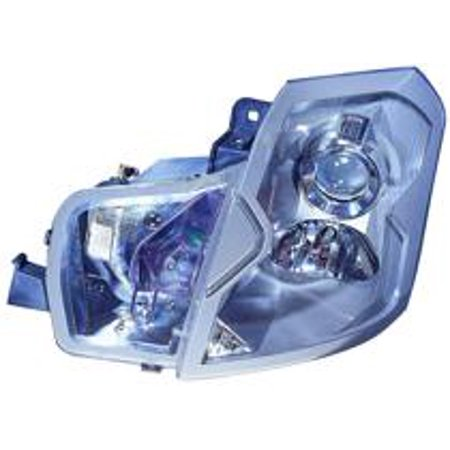 Go-Parts OE Replacement for 2003 - 2007 Cadillac CTS Front Headlight Assembly Housing / Lens / Cover - Left (Driver) 15145293 GM2502242 Replacement For Cadillac CTS Cadillac Headlight Covers
