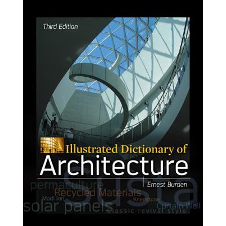 Illustrated Dictionary of Architecture, Third