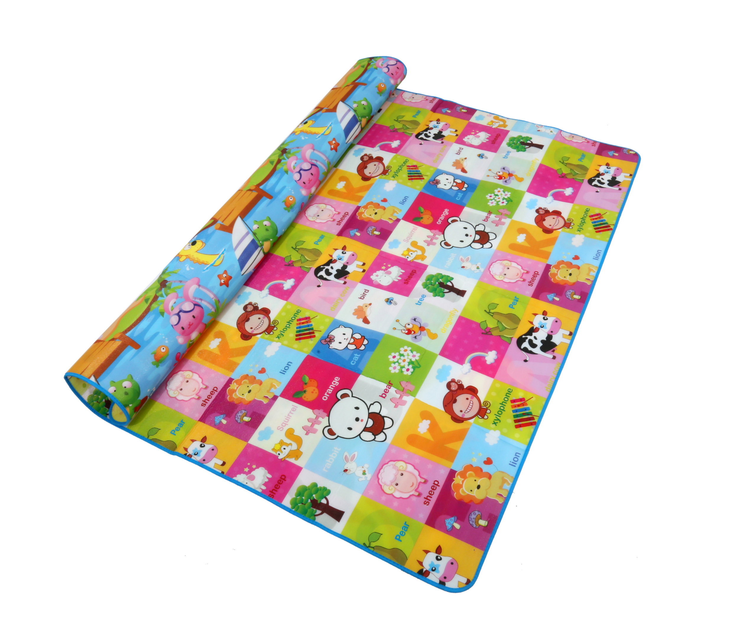71 215 79 Inches Extra Large Baby Crawling Mat Non Toxic