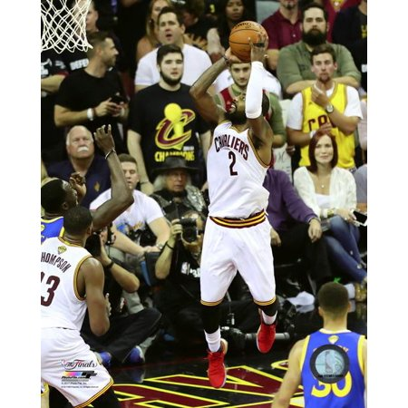 Kyrie Irving Game 4 Of The 2017 Nba Finals Photo Print