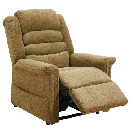Catnapper Soother 4825 Power Full Lay-Out Lift Chair Recliner with ...