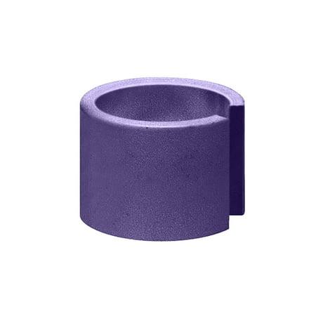 Marker Bag (Purple Mini Hanger Markers - Bag of 50 )