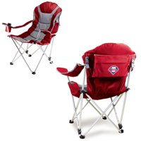 Philadelphia Phillies Reclining Camp Chair - Red
