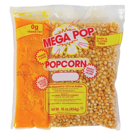 Gold Medal Mega Pop Popcorn Kit (12 oz. kit, 24 ct.)](Mega Mart Omaha)