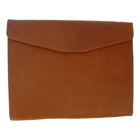 Letter-Size Envelope Padfolio in Leather