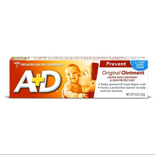 A+D Original Ointment 4 oz (Pack of 3)