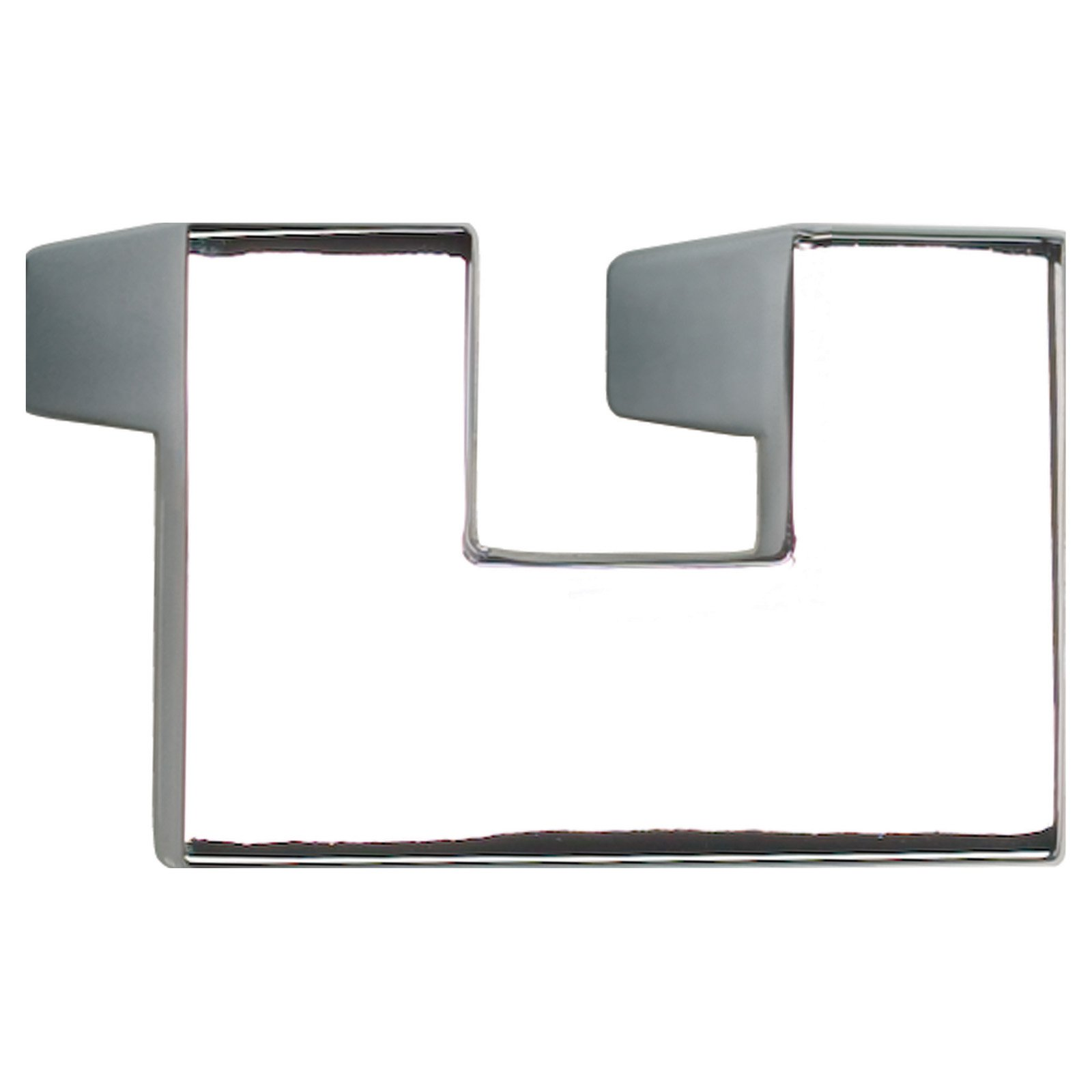 U-Turn Collection 2 in. Polished Chrome Cabinet Pull