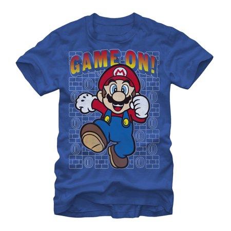 - Nintendo Men's Game On T-Shirt