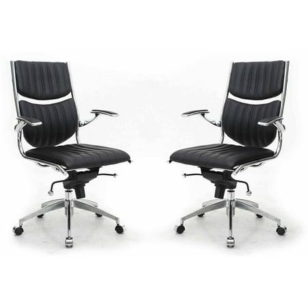 Manhattan Comfort Ergonomic High Back Verdi Office Chair