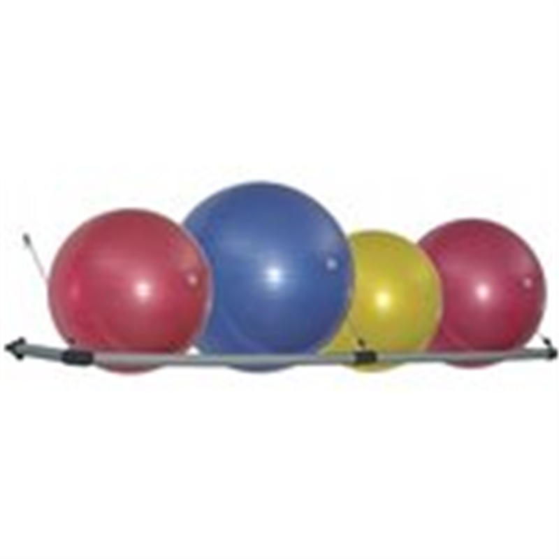 Power Systems Stability Ball Wall Storage Rack by