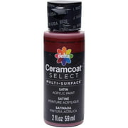 Ceramcoat Select Multi-surface Paint 2oz-barn Red