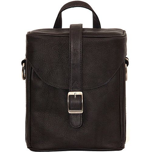 Jill-E Designs LLC Jack Hudson All Leather Camera Bag, Brown