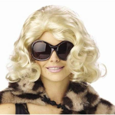 Jet Set Blonde Jessica Wig (Jessica Soho Halloween)